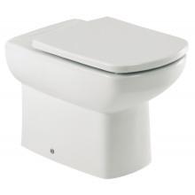 Приставной унитаз Dama Senso 35,5х55,5 см, compacto, без сиденья