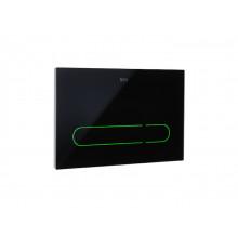 Электронная панель с бесконтактным смывом EP-1 стекло