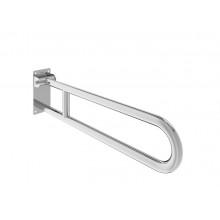 Поручень Access откидной, нержавеющая сталь, 80 см, хром