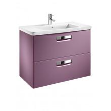 Модуль под раковину Gap 67,7х41,2х60 см, фиолетовый матовый