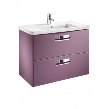 Модуль под раковину Gap 77,7х41,2х60 см, фиолетовый матовый