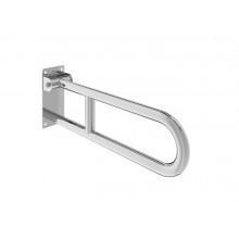 Поручень Access откидной, нержавеющая сталь, 60 см, хром