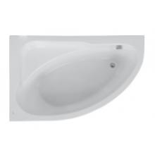 Акриловая ванна Welna 160х100 см, левая, асимметричная