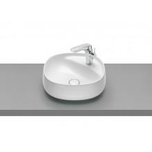 Накладная раковина Beyond 45,5х45,5х15 см, soft square, fineceramic, с отв. под смеситель