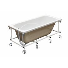Монтажный комплект для ванны Line 160х70,  каркас, слив-перелив, крепления к стене