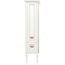 Шкаф-колонна America Evolution L 40,5х31,3х200 см, дуб молочный, правый, подвесной монтаж