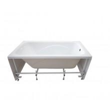 Монтажный комплект для ванны Line 150х70, каркас, слив-перелив, крепления к стене, магниты
