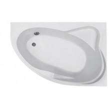 Акриловая ванна Luna 170х115 см, правая, асимметричная