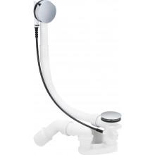 Слив-перелив для ванны Simplex 56 см, полуавтомат, Viega