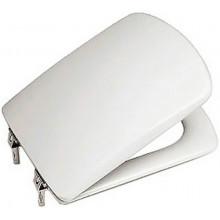 Сиденье для унитаза Dama Senso дюропласт, с микролифтом, быстросъемное