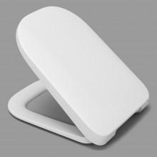 Сиденье для унитаза Gap тонкое, дюропласт, с микролифтом, быстросъемное