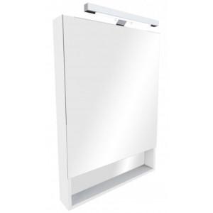 Gap зеркало-шкаф 60 см, белый, пленка